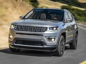 Nos EUA, Jeep Compass parte de R$ 67.500