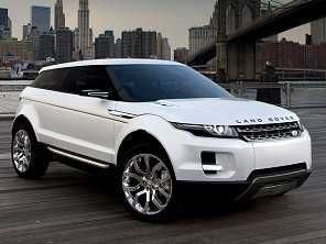 Range Rover Velar é a aposta da marca no mundo dos ''SUVs-cupê''