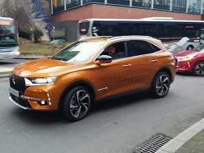 Primeiro utilitário esportivo da linha Citroën DS vaza na internet