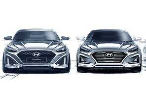 Ainda longe do Brasil, Hyundai Sonata ganha uma bela evolução visual na Coreia
