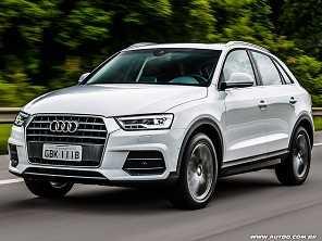 AUTOO acerta mais uma! Audi Q3 flex chega ao mercado