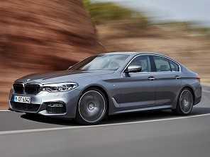 Novo BMW Série 5 será lançado no Brasil no primeiro semestre