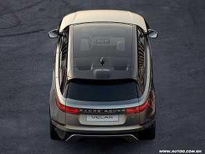Range Rover Velar será apresentado em Genebra