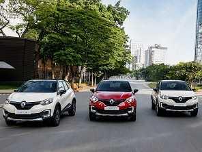 Renault Captur 2017: conheça todas as versões