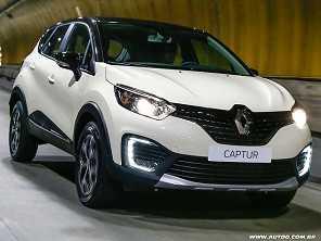 Estaria a Renault preparando um Captur 7 lugares?