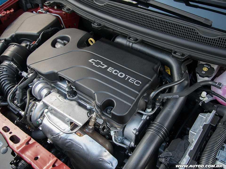 Chevrolet Cruze Sport6 2017