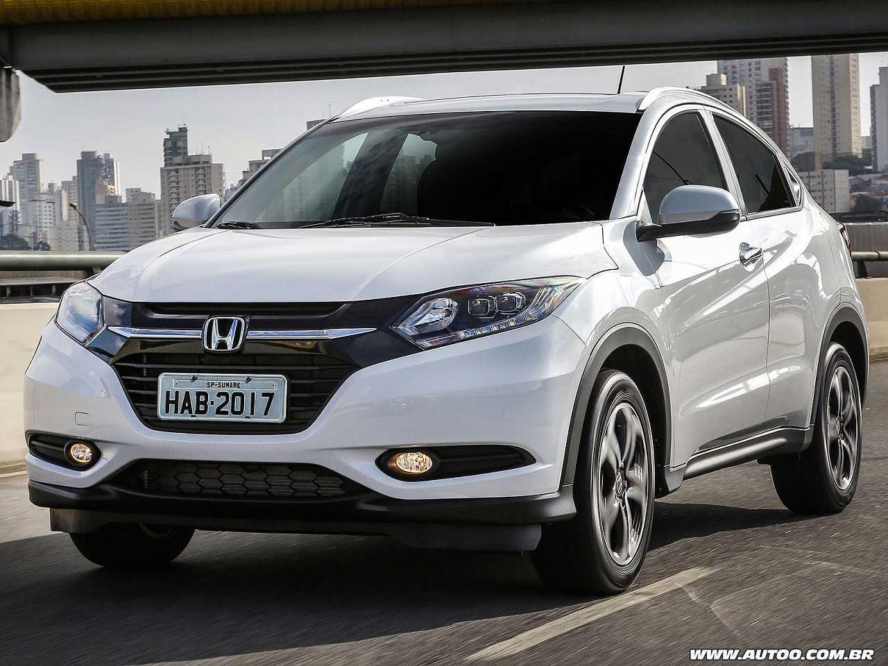 HondaHR-V 2017 - ângulo frontal