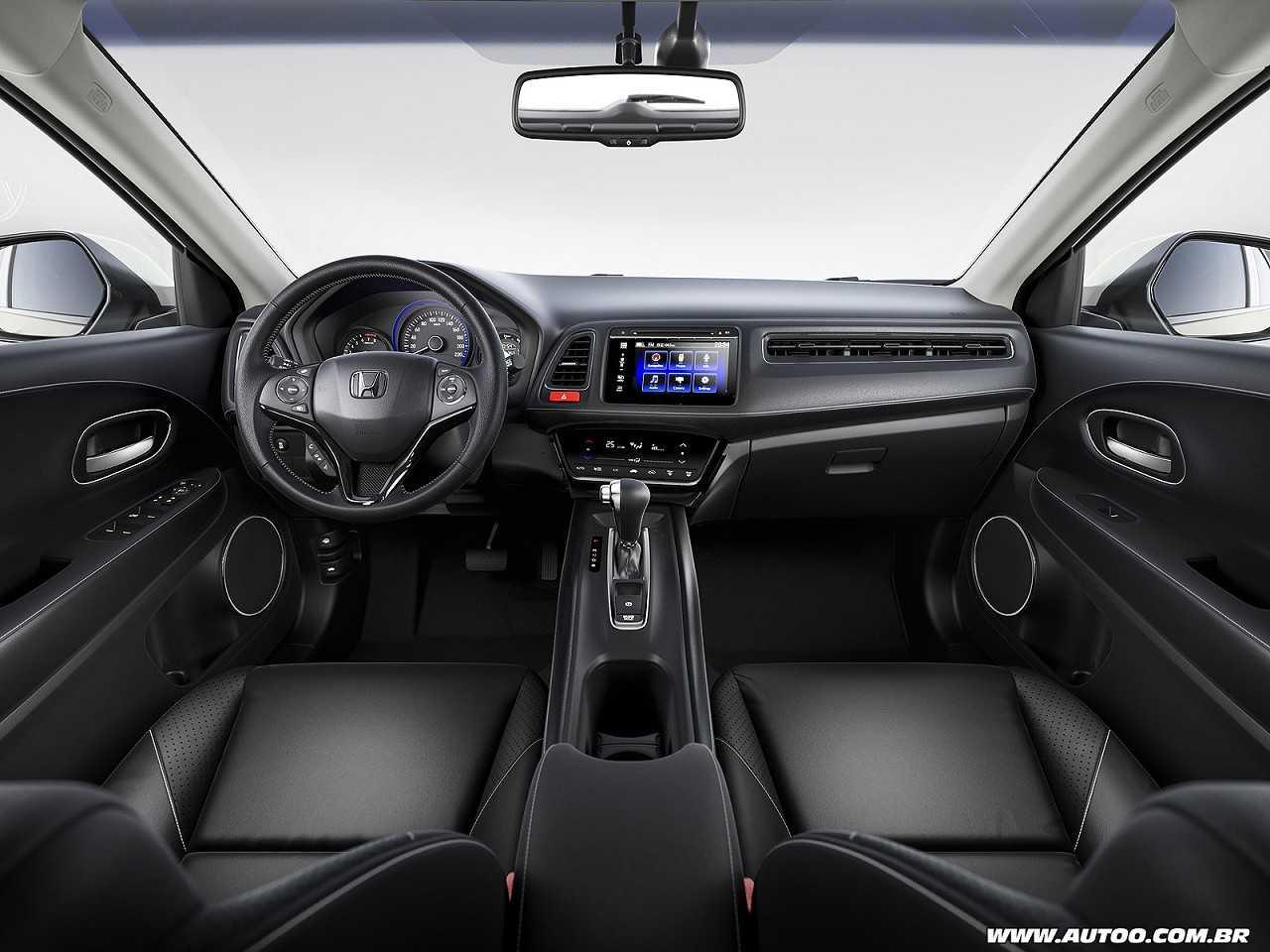 HondaHR-V 2017 - painel