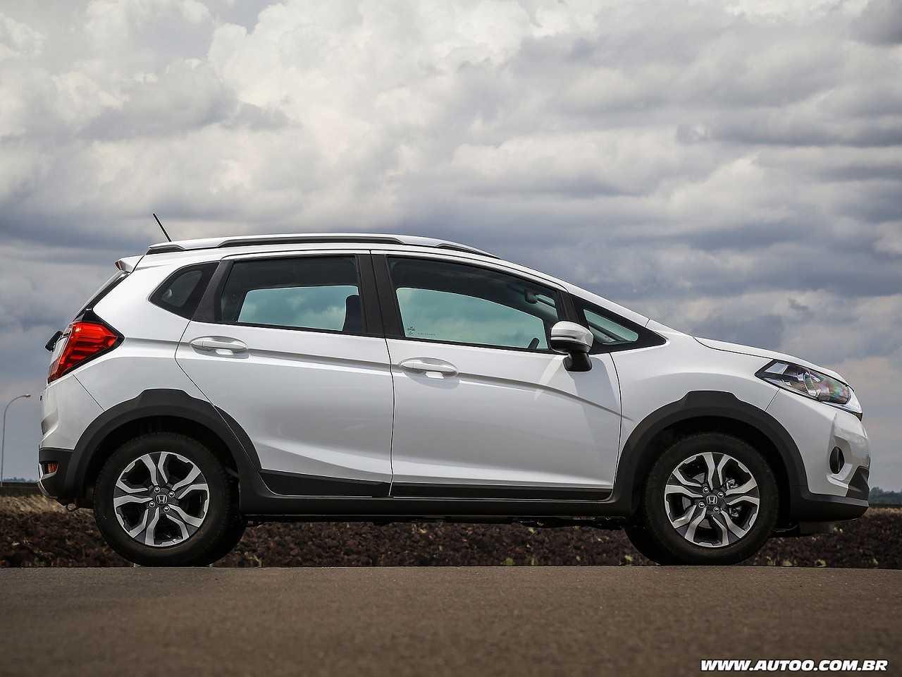 HondaWR-V 2018 - lateral