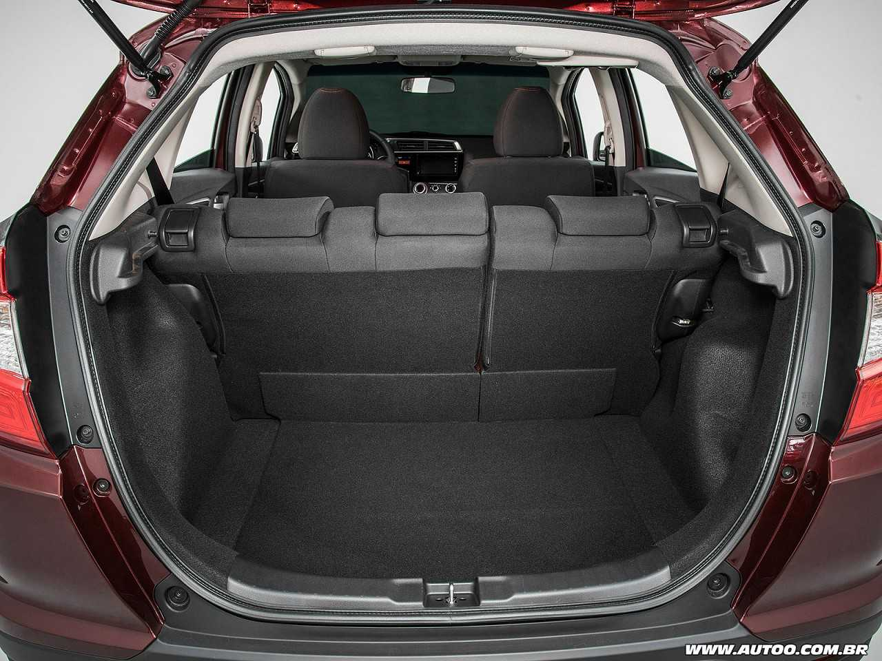 HondaWR-V 2018 - porta-malas