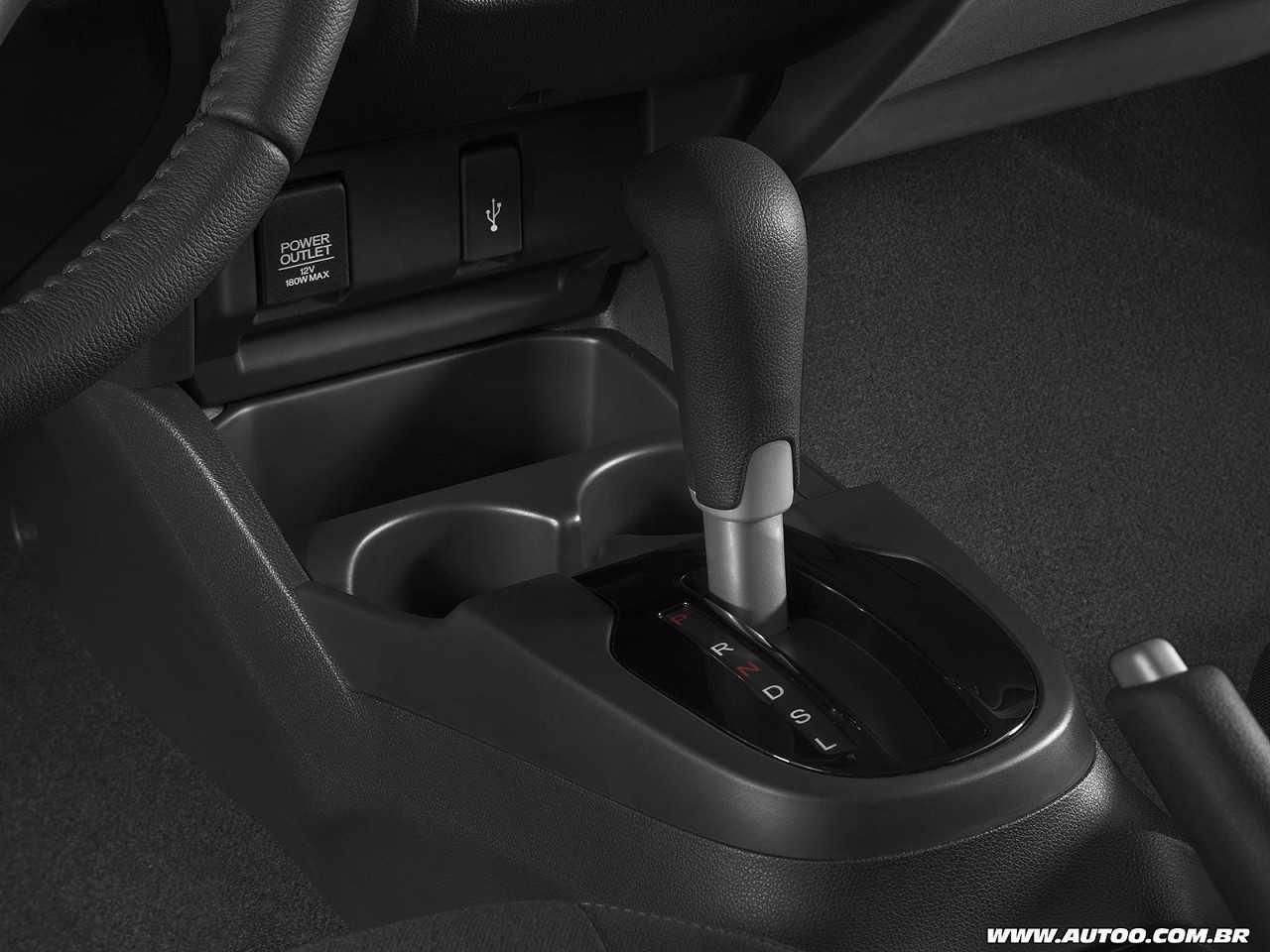 HondaWR-V 2018 - câmbio