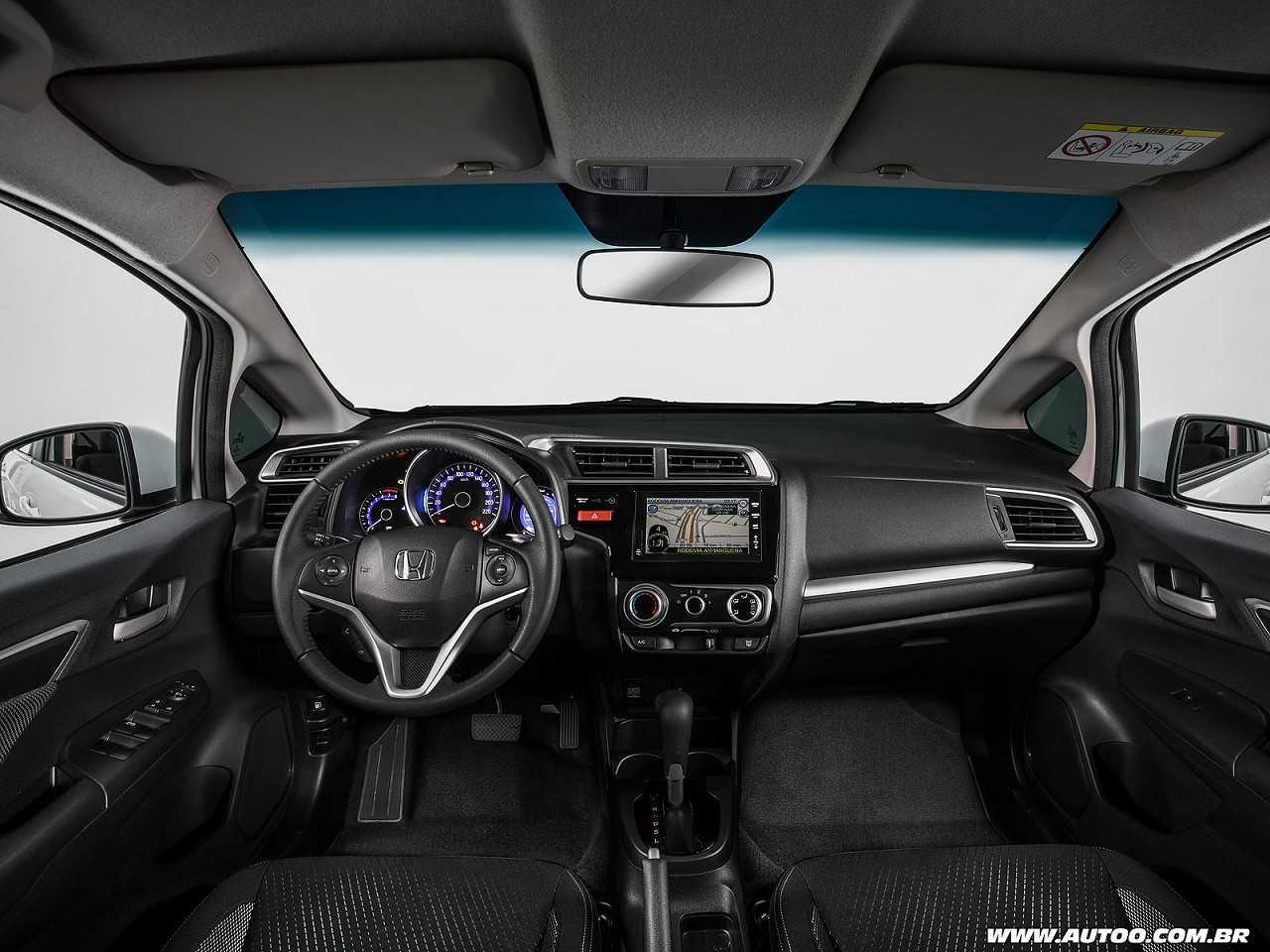 HondaWR-V 2018 - painel