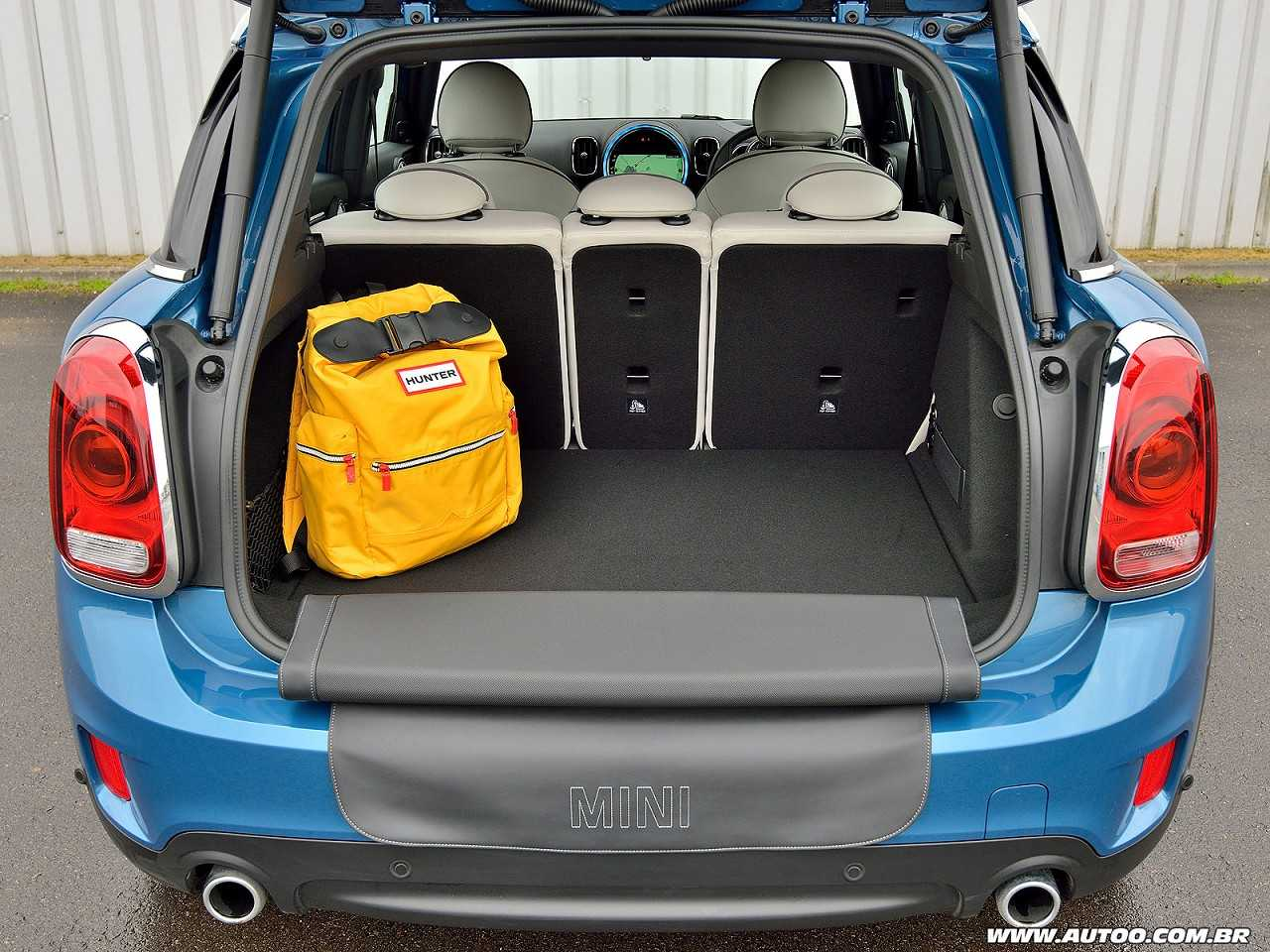 Mini Countryman 2017 - porta-malas