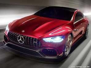 O supercupê de 815 cv da Mercedes-AMG
