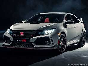 Honda apresenta o mais rápido e potente Civic da história