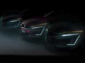 Honda Clarity: o modelo mais ''verde'' do mundo