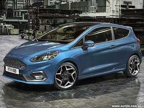 Nova geração do Ford Fiesta ST estreia com 200 cv