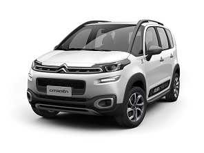 Citroën Aircross estreia a série especial Salomon