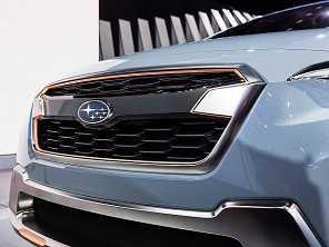 Subaru Ascent será a nova opção 7 lugares da marca