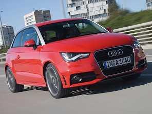 Audi A1 Sport ou um MINI Cooper S, ambos 2012?