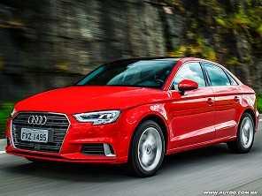 Audi A3 Sedan nacional ganha painel de instrumentos digital