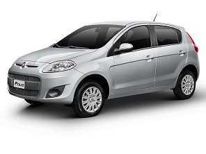 Fiat Palio é o mais roubado em SP, aponta empresa de rastreamento