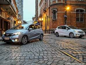 Pensando na revenda: Toyota Etios ou Honda Fit?