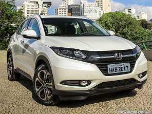 Honda HR-V de R$ 105 mil chega às lojas