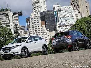 Um Fiat Toro ou um Honda HR-V?