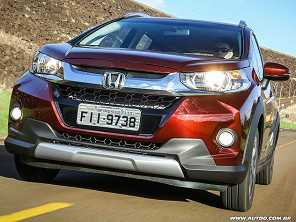 Teste: Honda WR-V EXL