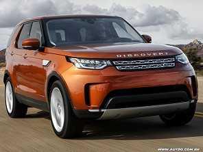 Novo Land Rover Discovery chega às lojas em junho por R$ 363.000