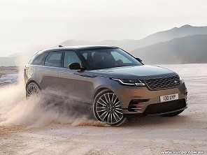 Range Rover Velar é oficialmente apresentado