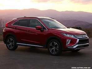 Mitsubishi confirma Eclipse Cross para o Brasil