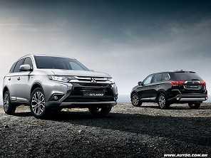 Sugestão de SUV 7 lugares para trocar o Mitsubishi Outlander