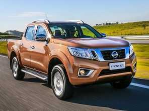 Nova Nissan Frontier estreia com missão árdua