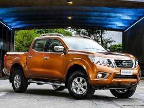 Nissan Frontier argentina terá melhorias em relação à mexicana