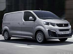 PSA confirma a chegada do Peugeot Expert e Citroën Jumpy ao Brasil