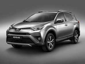Toyota RAV4 2017 chega ao mercado