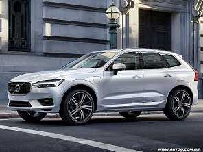 Volvo apresenta a nova geração do XC60