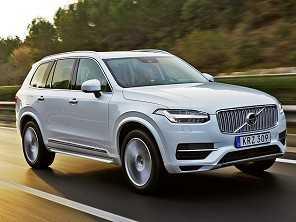 Volvo estuda mais SUVs para sua gama