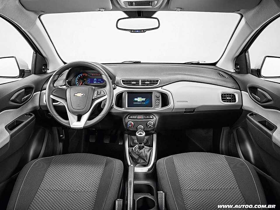 Chevrolet Onix LT 1.0 2017