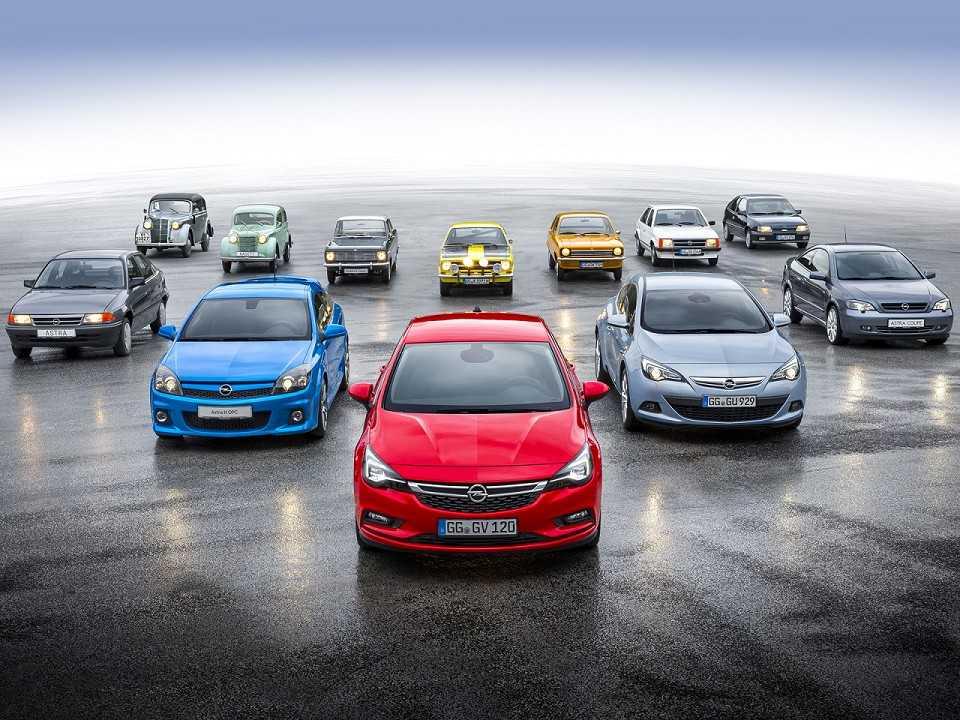 Opel Astra e suas gerações: nas mãos da PSA, marca pode ganhar o mundo
