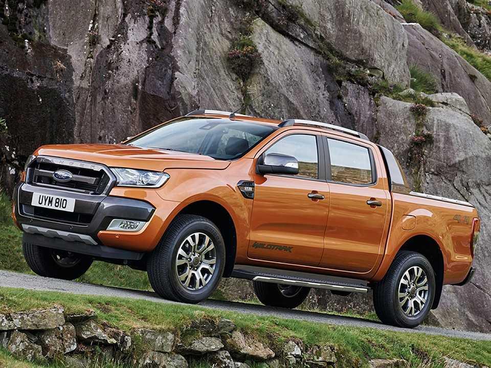 Ford Ranger vendida na Europa