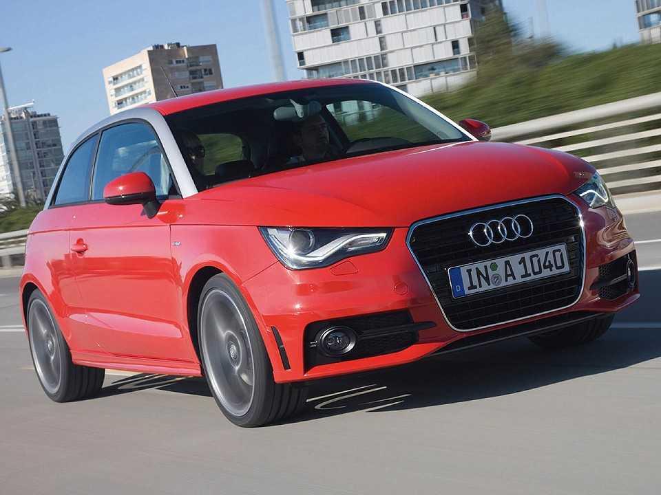 Audi A1 2012