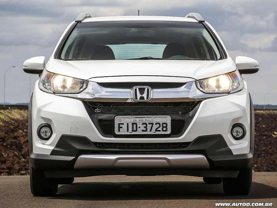 HondaWR-V 2018 - frente