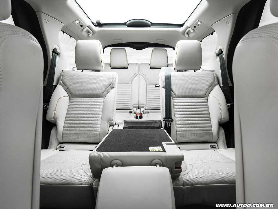 Land RoverDiscovery 2018 - outros