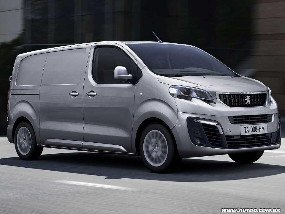Peugeot Expert 2017