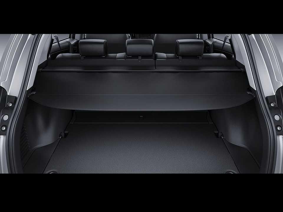 ToyotaRAV4 2017 - porta-malas