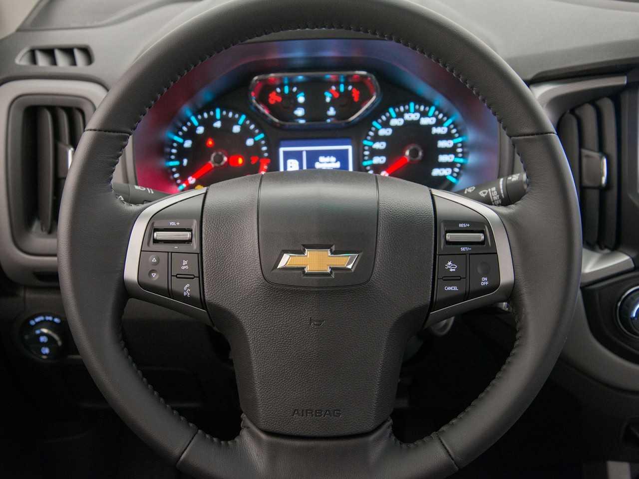 ChevroletS10 2018 - volante