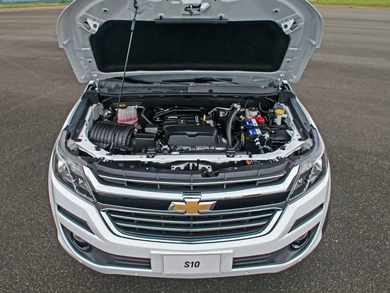 ChevroletS10 2018 - motor